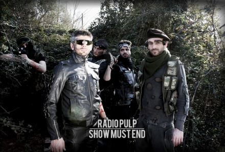 Radio Pulp feat. Paura (videomind) - Show Must End